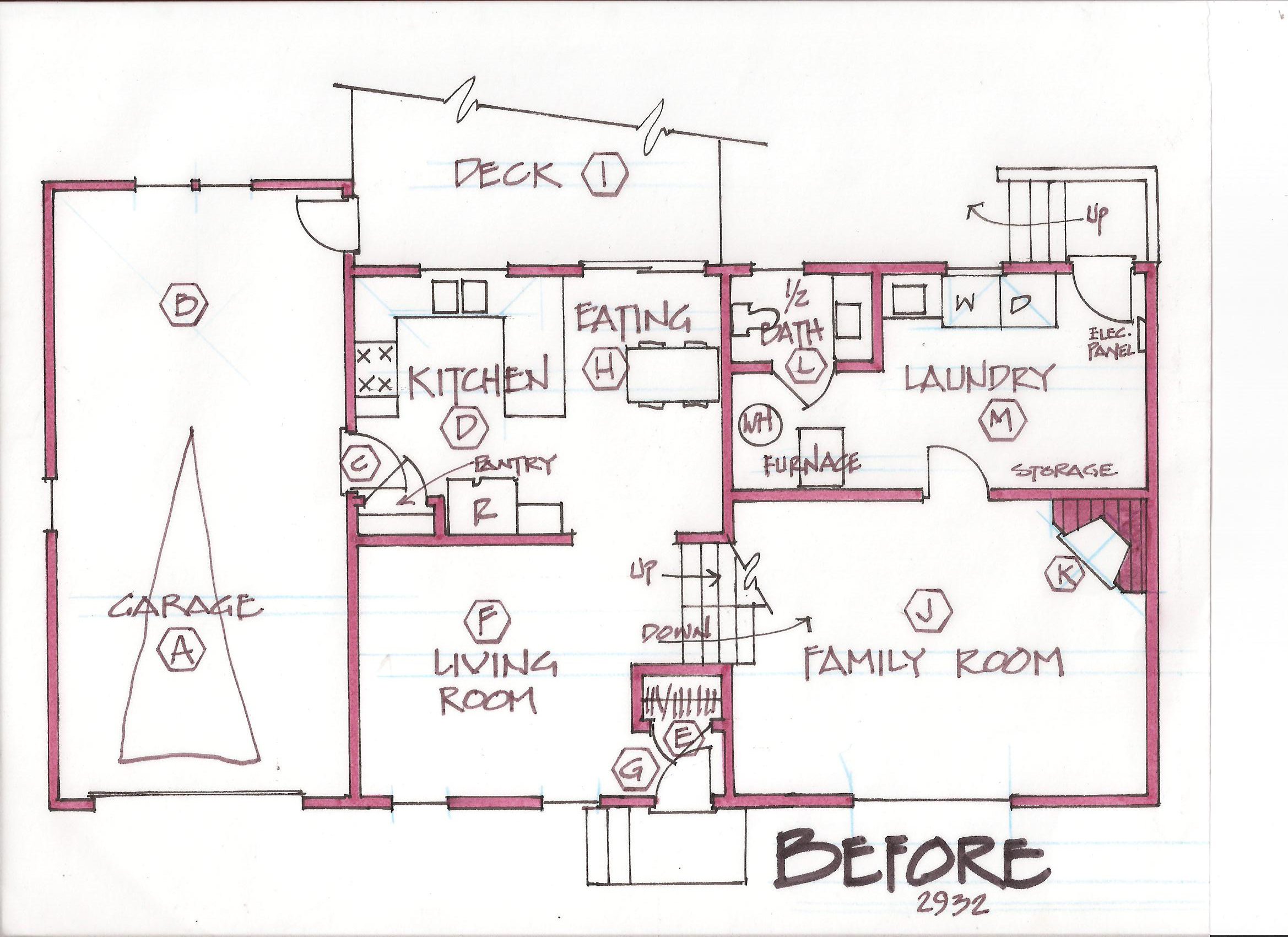 Taking On The Challenges Of Remodeling A Split Level Home