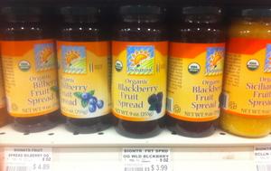 Borden - picture of bionaturae jam spreads