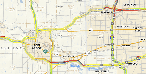 Planning A Trip Or Driving Around Town A Look At I 94 Us