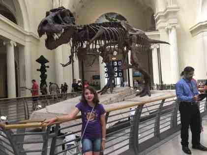 Chicago Trip Report - Field Museum - Sue T-Rex