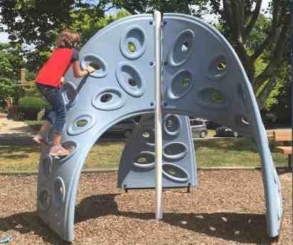 Virginia Park Climber