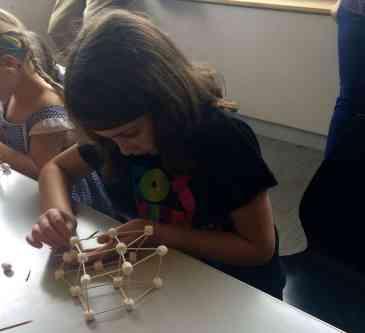 Visiting AADL - Marshmallow Engineering