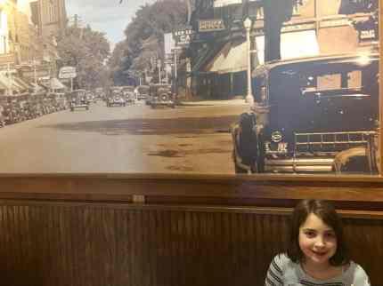 Bagger Dave's Review - Ann Arbor mural