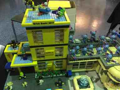 Brick Bash 2017 - Stitch Invasion