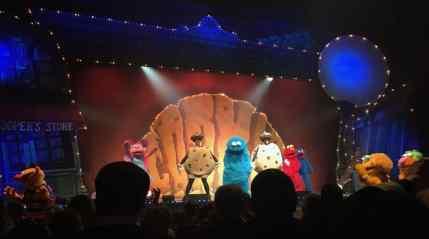 Sesame Street Live - Me Want Cookies