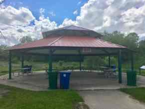 Olson Park Playground Profile - Pavilion