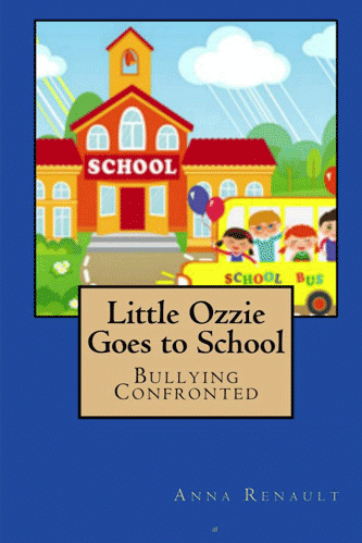 Little Ozzie Goes to School
