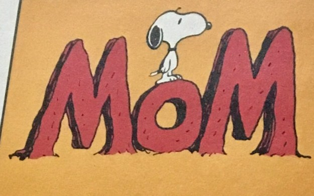 Mamme- Snoopy