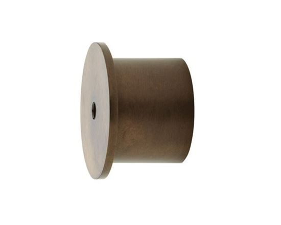 select inside mount sockets for 3 4 metal drapery rods anna s drapery workroom in houston tx since 1989