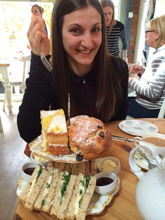 Elsie's afternoon tea