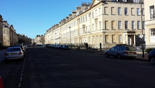 Great Pulteney Street, Bath