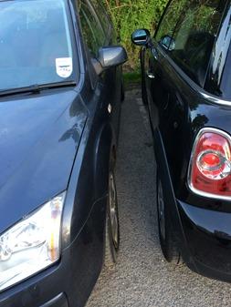 Close parking