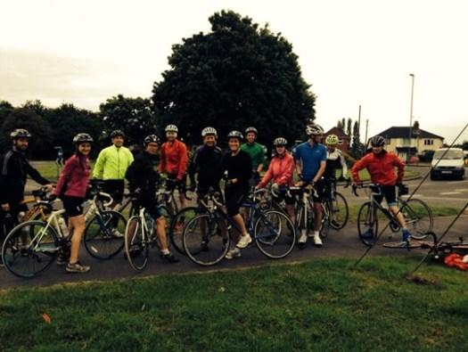 HERC 26.05.14 bike ride