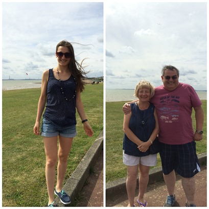Lee on Solent walk 9.08