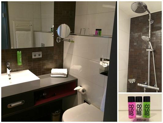 Hotel Berlin Bathroom