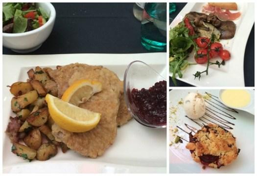 Hotel Berlin restaurant meal