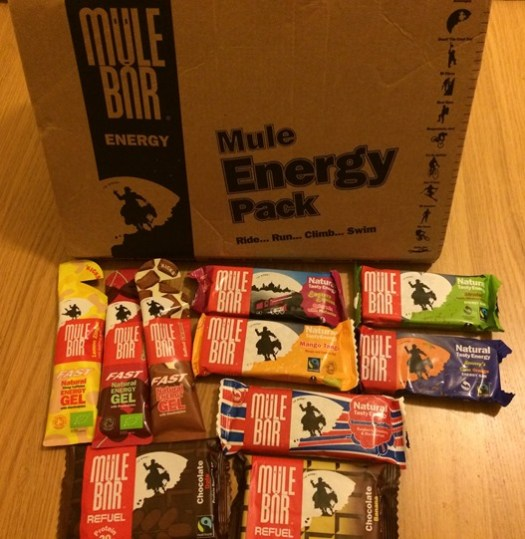 Mule Bar Energy Pack 2