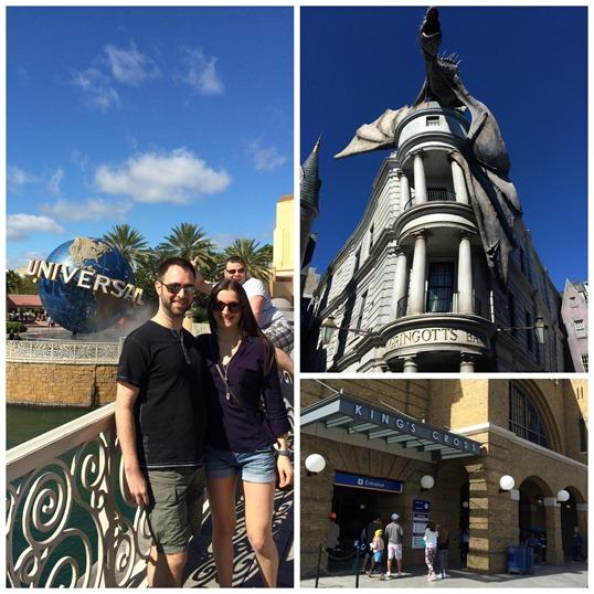 Universal Studios 2015