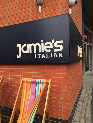 Jamie's Italian, Portsmouth