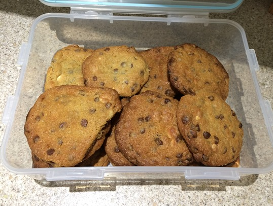 parkrun cookies