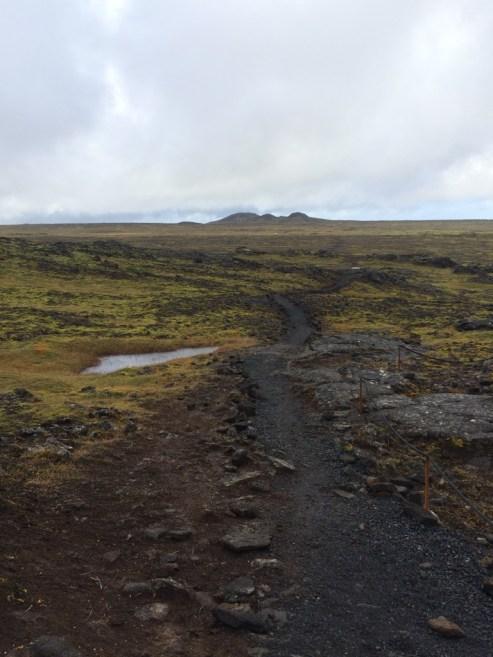 Inside Volcano tour 6
