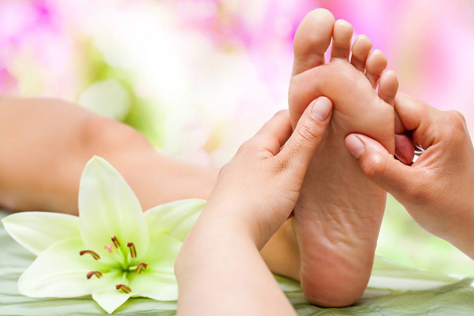 Reflexology - Distance Energy Healing