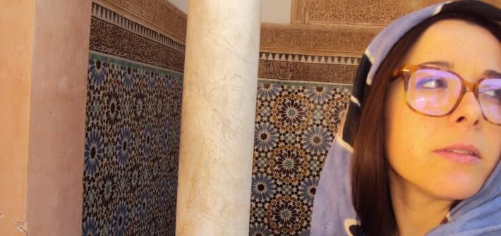 Tombe Saadiane, Marocco