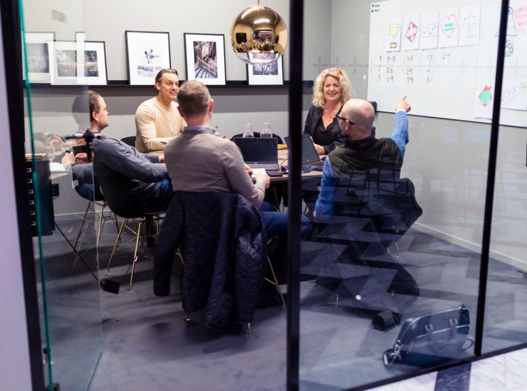 Affärsutveckling Göteborg Affärsutveckling Workshop med ledningsgrupp Anna Sanderoth Vilkas