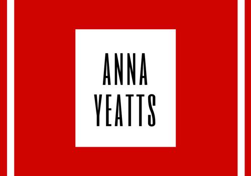 Logo for Anna Yeatts