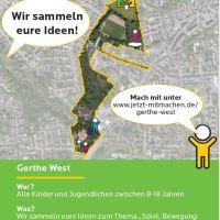 Rahmenplanung Gerthe-West