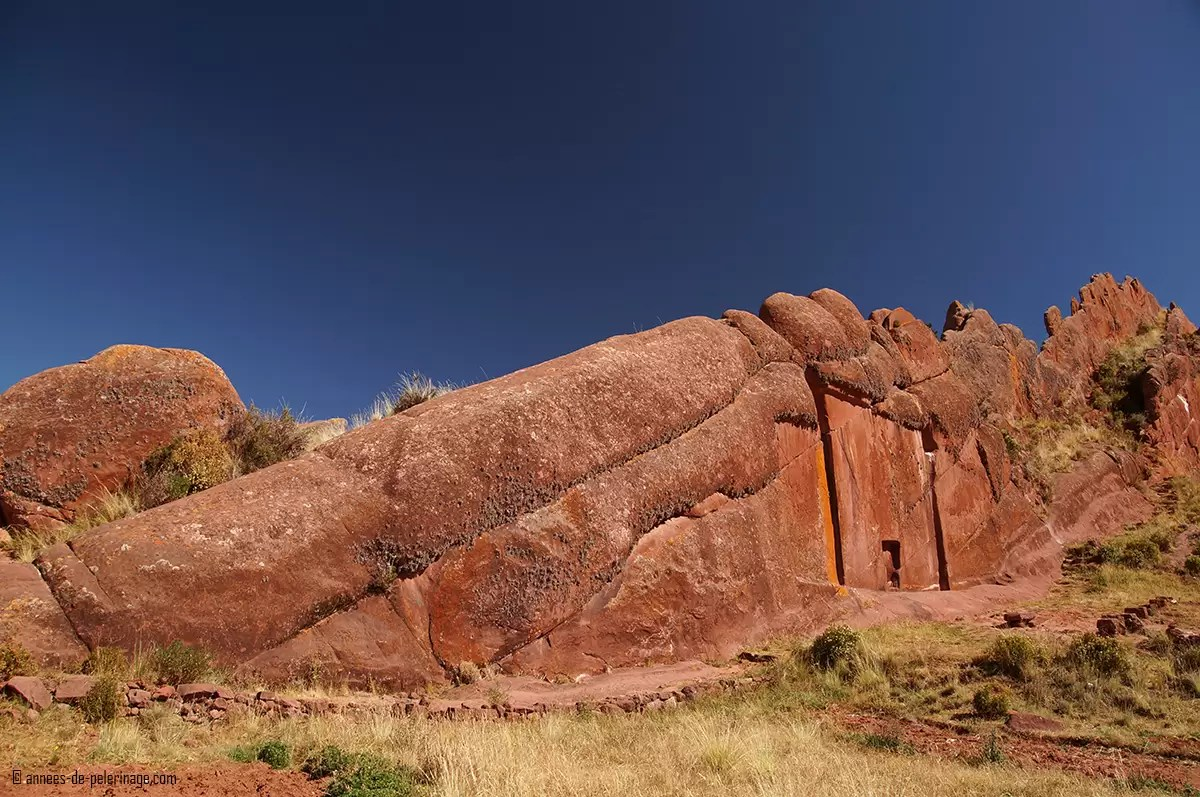 Amaru Muru: The spiritual doorway of the Incas