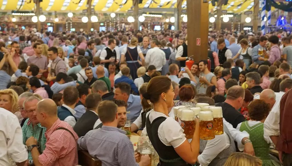 Insider s Survival Guide to Oktoberfest 2018 Oktoberfest Munich 2018  My insider survival guide
