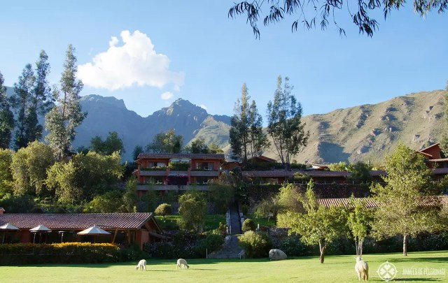 The Belmond Rio Sagrado Luxury hotel in the Sacred Valley - one of the 5 best hotels in Peru