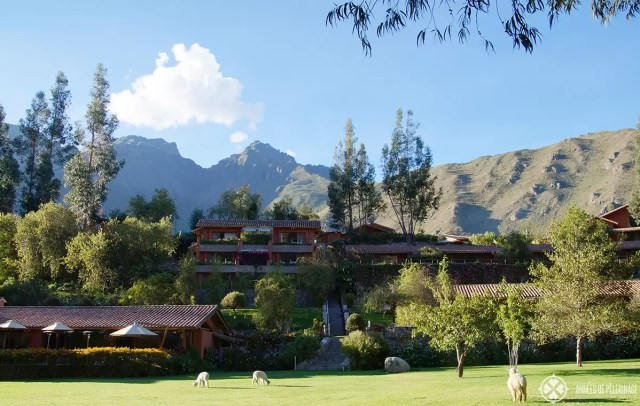 The Belmond Rio Sagredo Luxury hotel in the Sacred Valley - one of the 5 best hotels in Peru