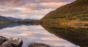 Killarney National Park and Lake, Ireland