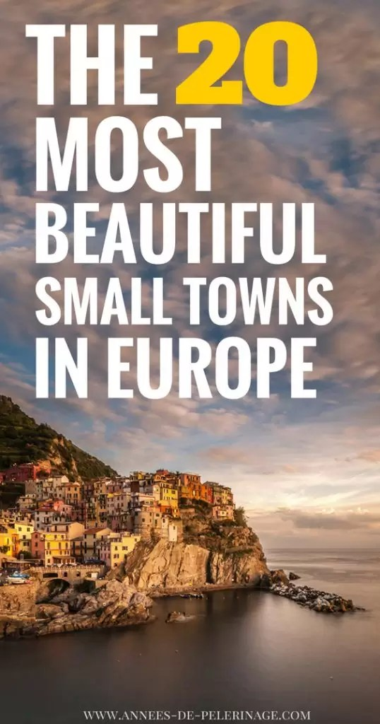 The 20 Most Beautiful Small Towns In Europe As Ranked By Locals