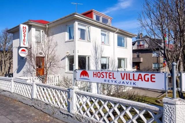 Reykjavík Hostel Village is the only true cheap hotel in Reykjavik
