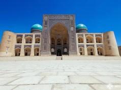 Mir-i Arab Madrassah bukhara