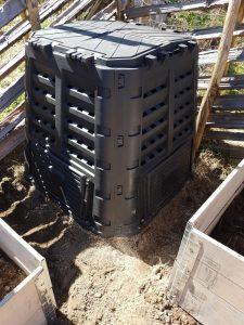 kompostbinge uke 1