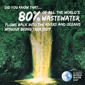 turist med ansvar for spillvannet ditt?