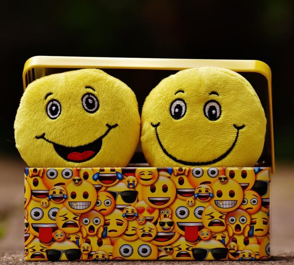 Smil - det er verdensdagen for smilet