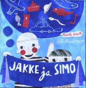 Anneli Kanto - Jakke ja Simo, Karisto
