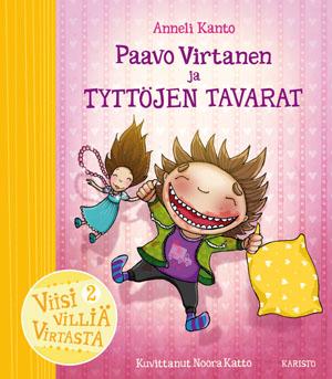 Anneli Kanto - Paavo Virtanen ja tyttöjen tavarat