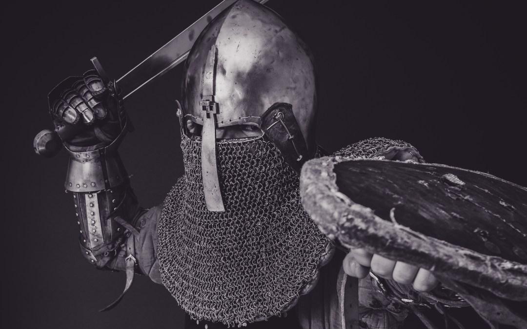 1 Nephi 15:24 Dodging vs Body Armor