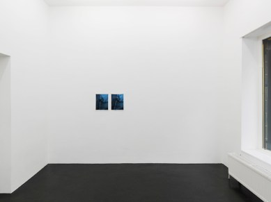 Kurven solo exhibition at Clages, 2013