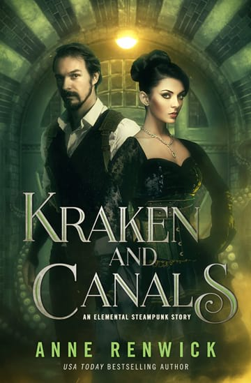 Kraken and Canals Book Cover