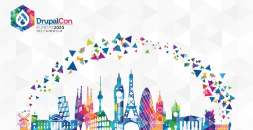 DrupalCon Europe 2020 | December 8-11