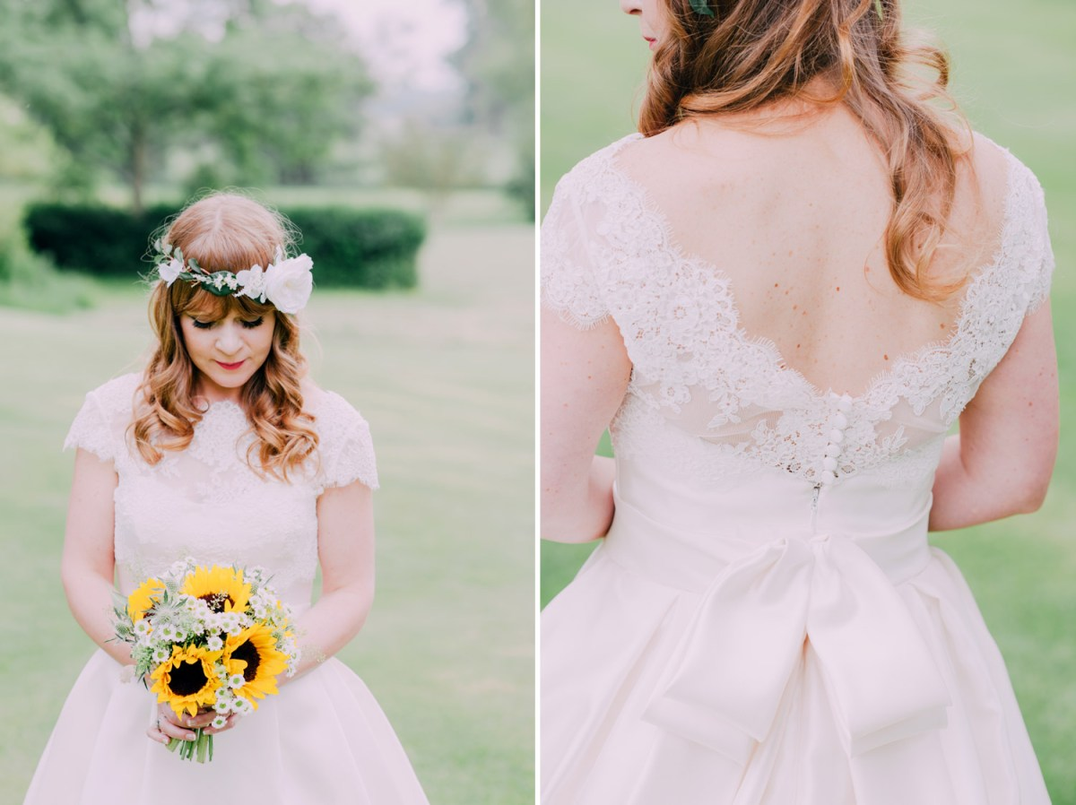 ettington-park-bride-watters-twoo-lace-sunflowers-ginger
