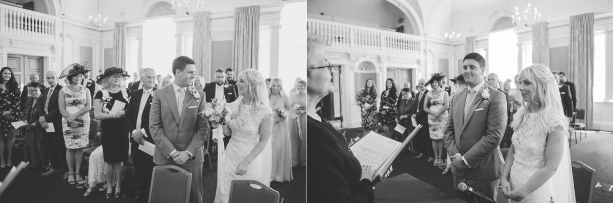 chelsea town hall wedding first look