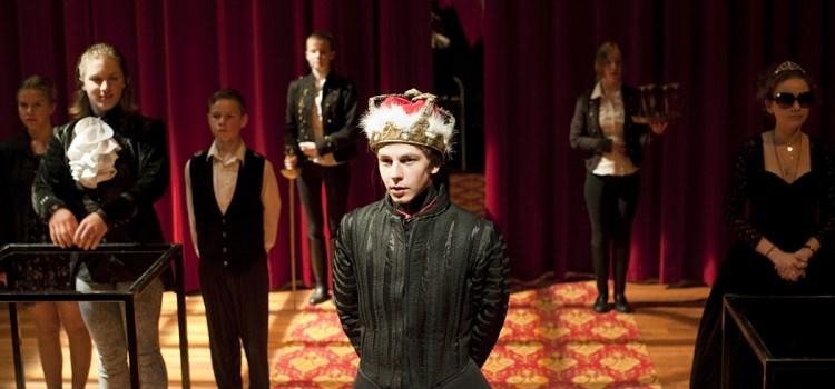 MixCity speelt Hamlet/Backstage